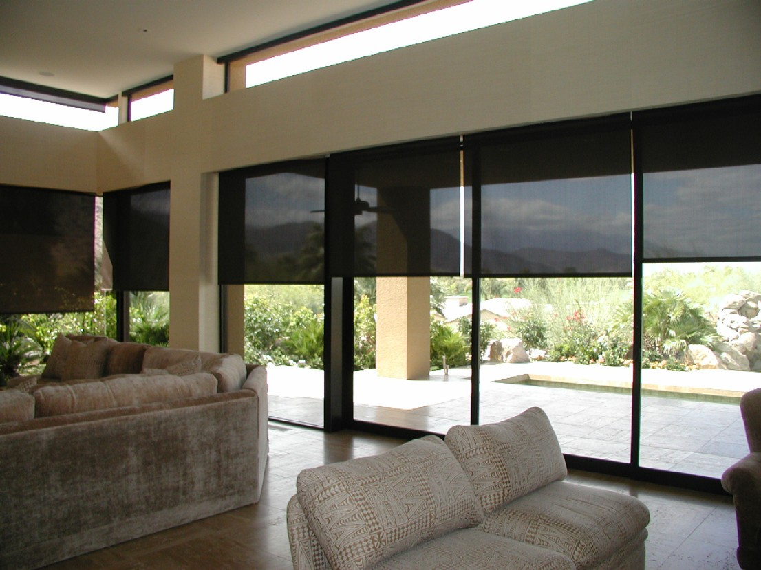Roller Shades In Boston Roller Shade Roman Shades