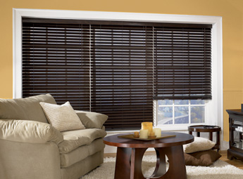 Wood Blinds Boston