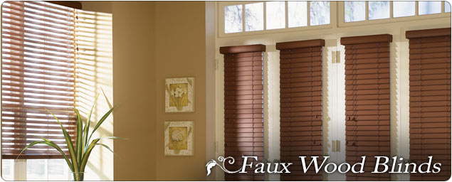 Wood Blinds And Curtains