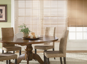 Boston Faux Wood Blinds