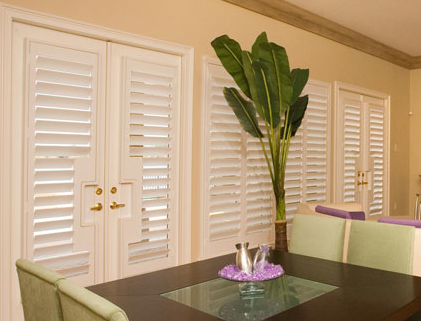 Genial Boston Plantation Shutters